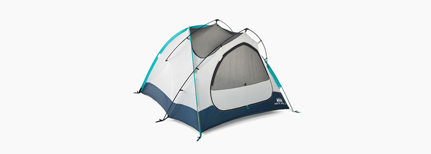 Как установить палатку правильно