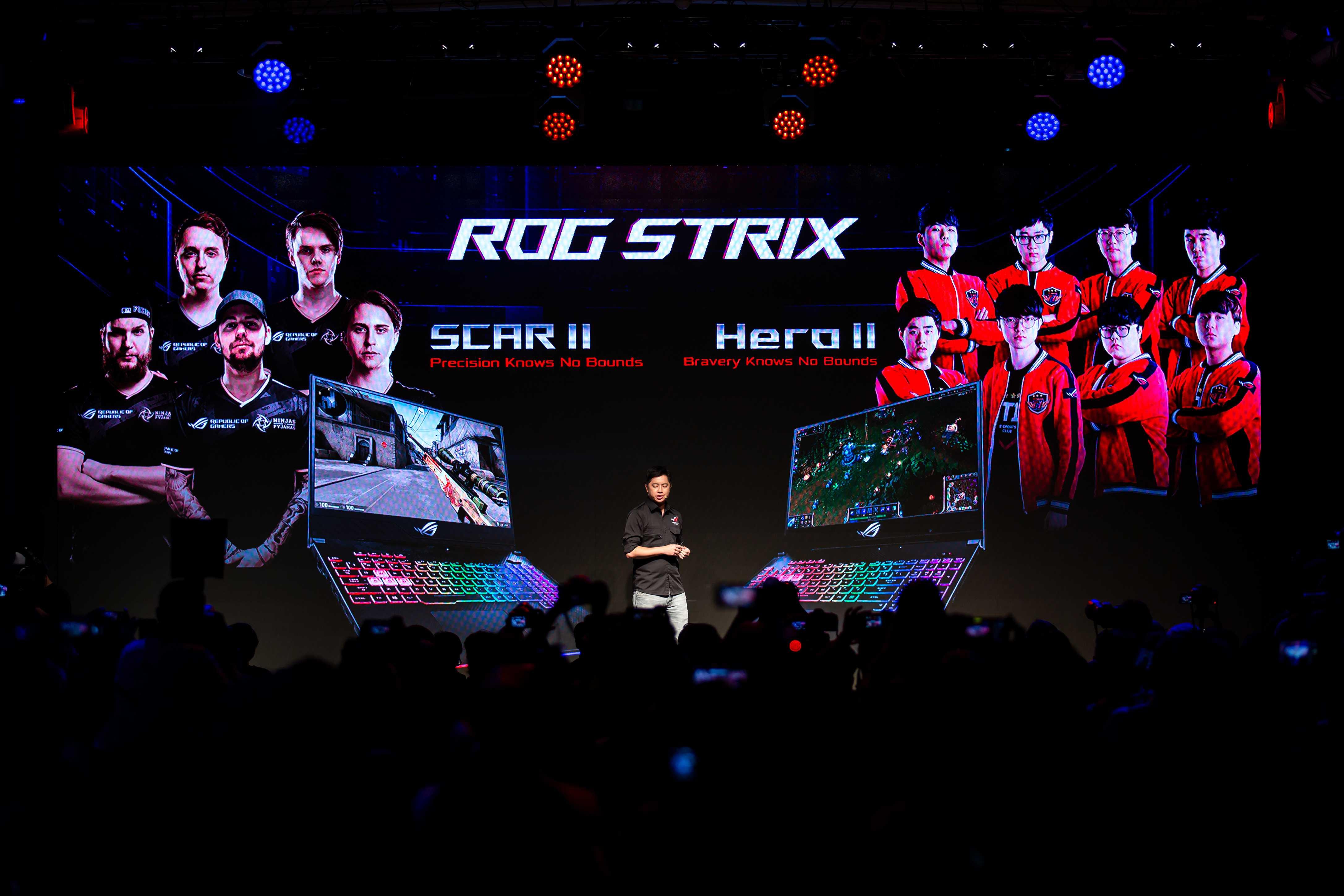Обзор игрового full hd-монитора asus rog strix xg27vq: ещё больше света / мониторы и проекторы