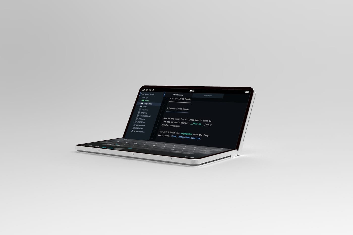 Project andromeda — секретная история windows на surface duo (перевод)