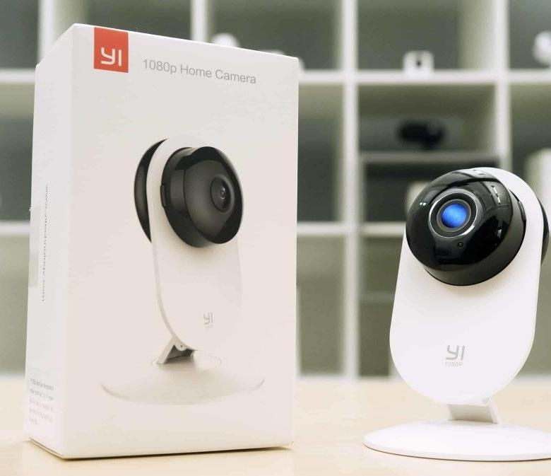Выбор редакции 					ip-камера yi 1080p home camera white yys.2016