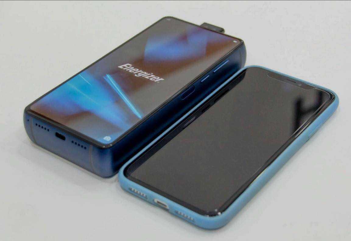 Energizer power max p18k pop (смартфон)