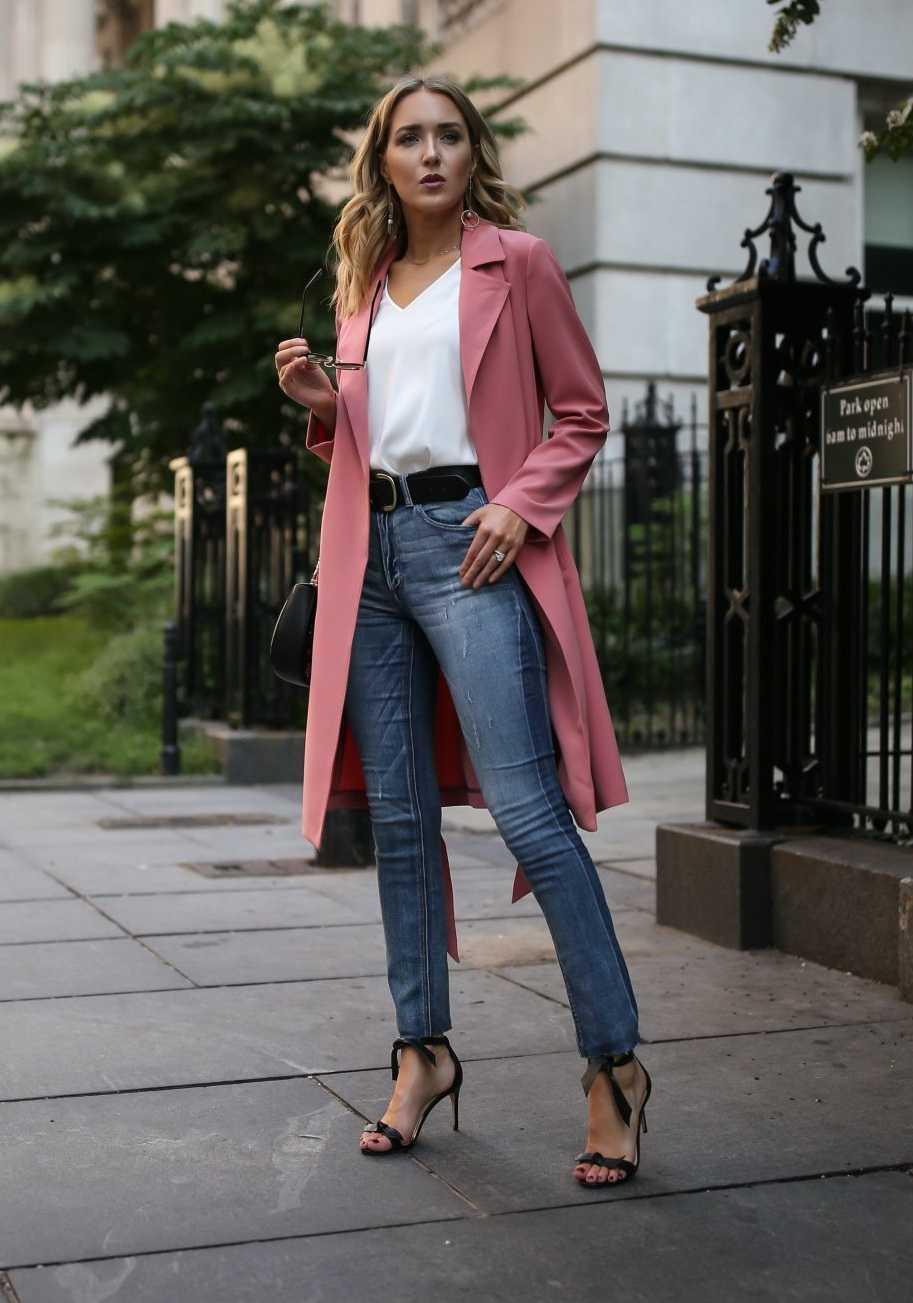 Джинсы для полных женщин (65 фото): как подобрать, с чем носить