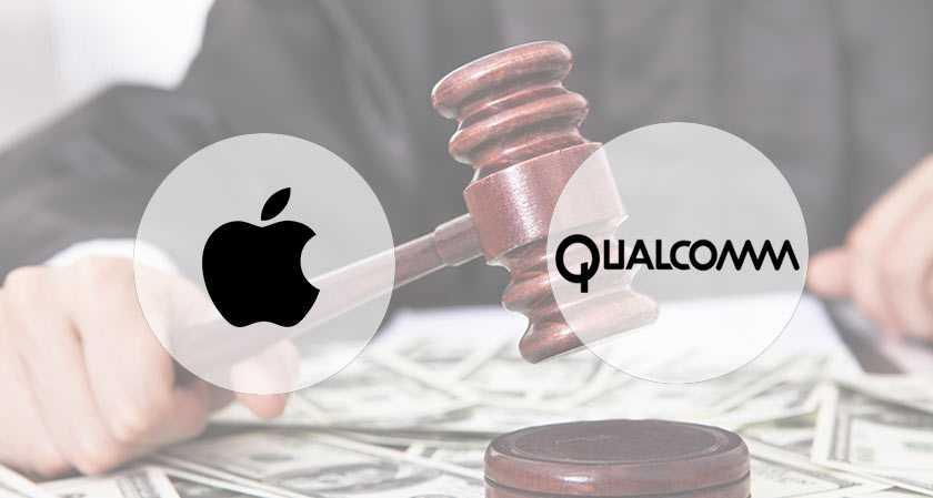 Apple заплатит qualcomm $4,5 млрд штрафа, лишь бы получить модемы 5g - cnews