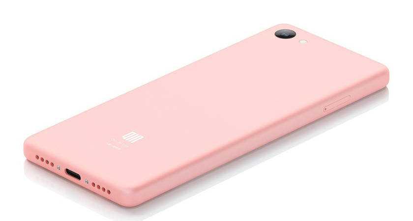 Xiaomi показала простейший смартфон qin 2 без селфи-камеры