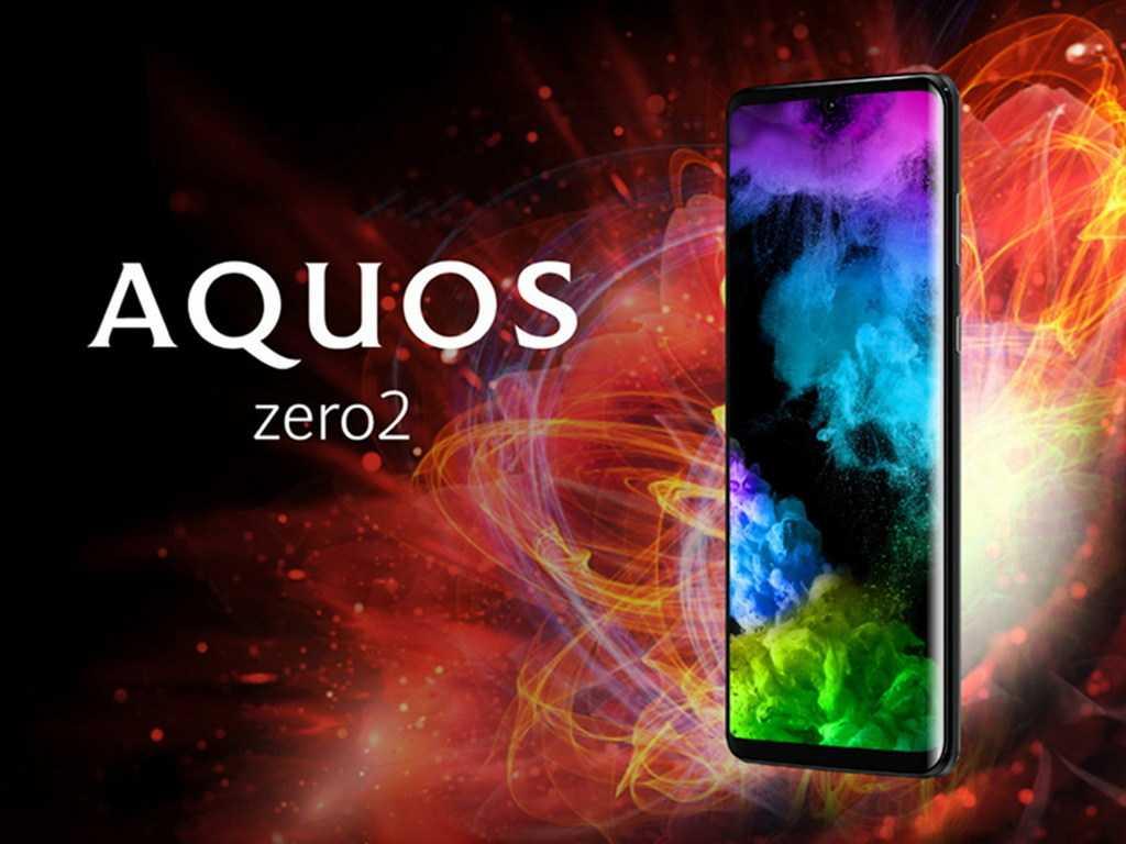 Смартфон sharp aquos zero: обзор достоинств и недостатков