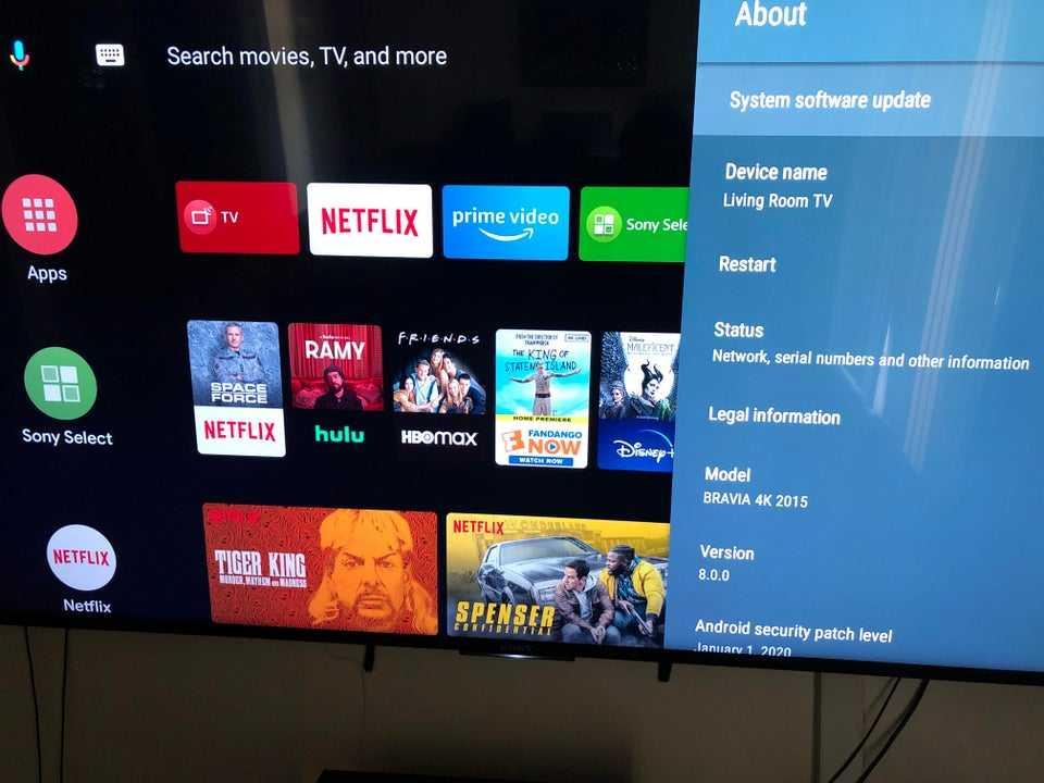 Рейтинг лучших телевизоров на андроиде в 2020 году (ноябрь)