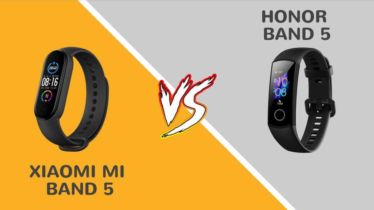 Сравнение xiaomi mi band 5 и honor band 6. какой фитнес-браслет купить в 2020 - androidinsider.ru