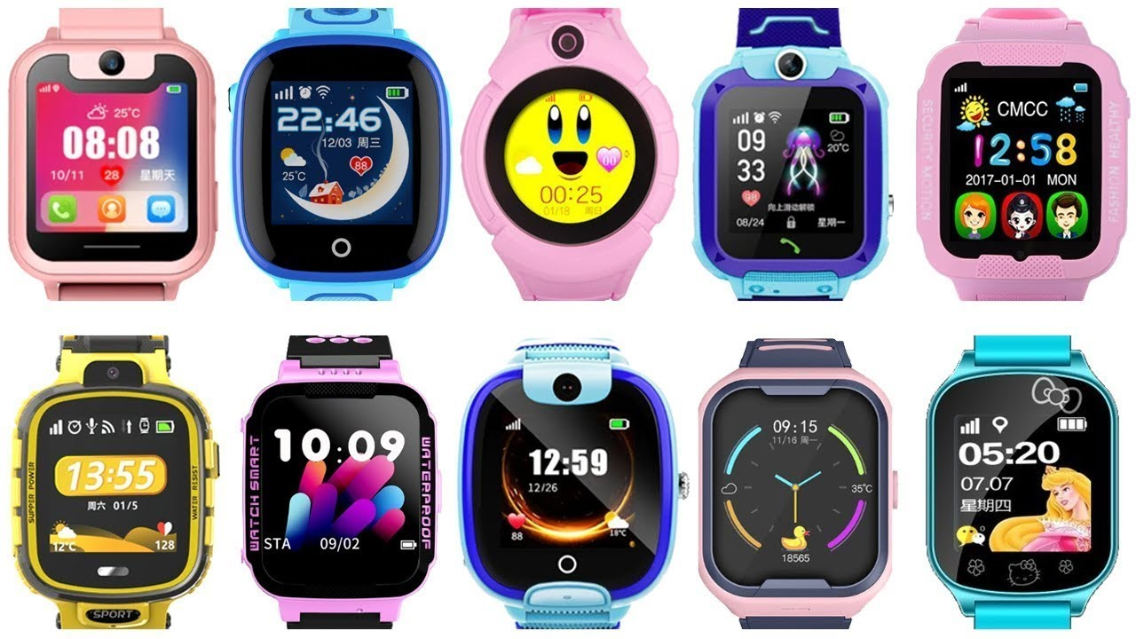 Смарт-часы для детей с функцией телефона — отзывы и какие лучше выбрать