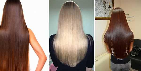 Как лучше выпрямлять волосы - утюжком феном или сделать кератиновое выпрямление Ответы в статье