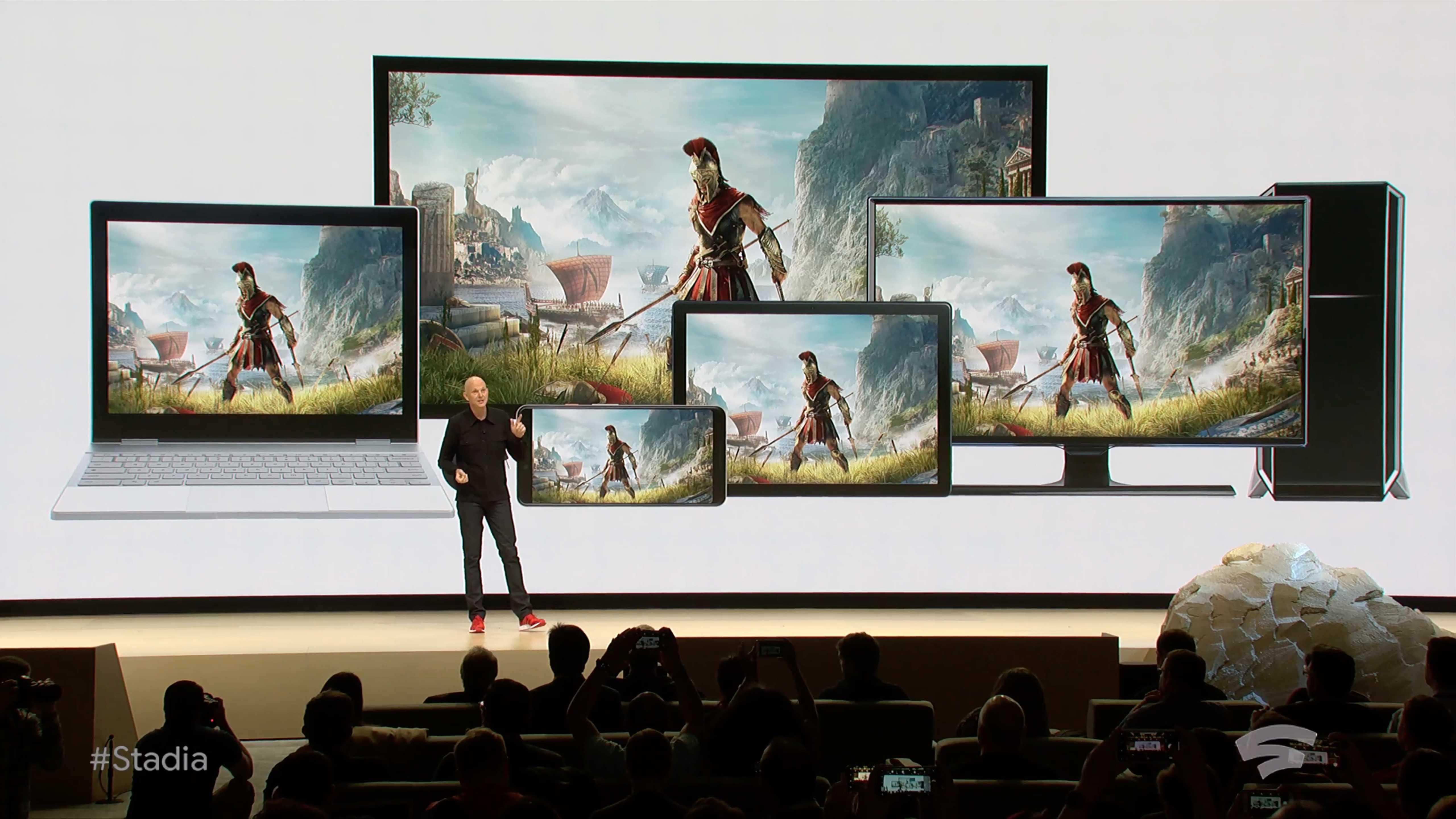 За всё время существования игровых сервисом ни одному так и не удалось доказать что они могут стать заменой консолей или ПК для геймеров Однако с появлением Google