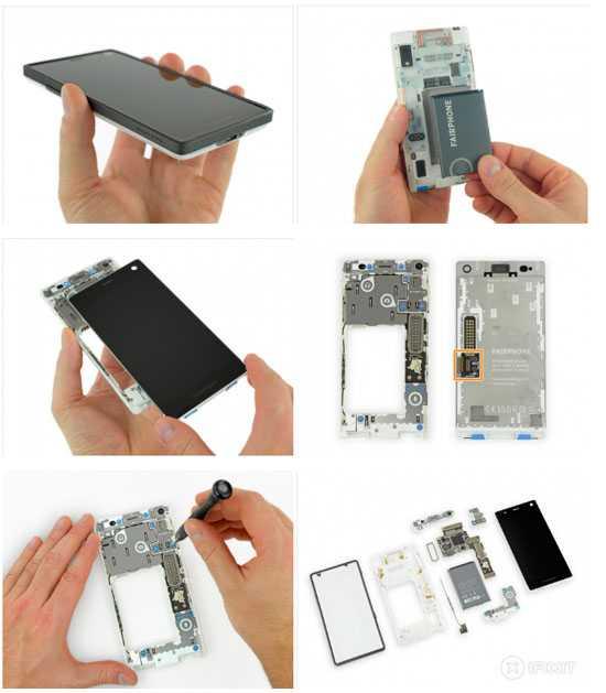 Самые ремонтопригодные смартфоны, которые можно купить в 2020 году • 4dim