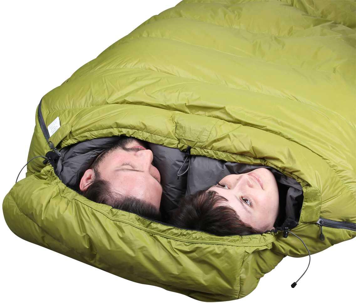Как выбрать спальный мешок правильно - по размеру, для похода при зимней температуре, для рабылки
