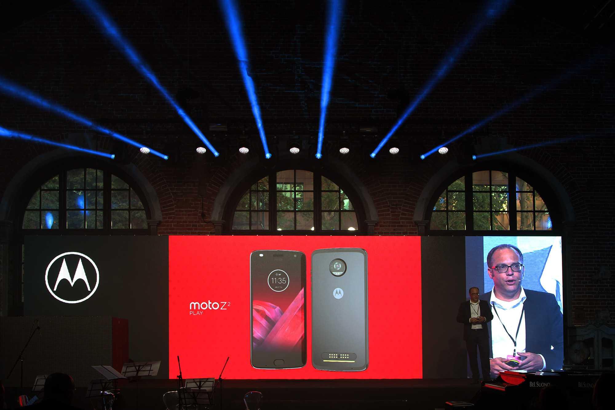 One fusion plus: новый смартфон motorola с выдвижной фронталкой ► последние новости