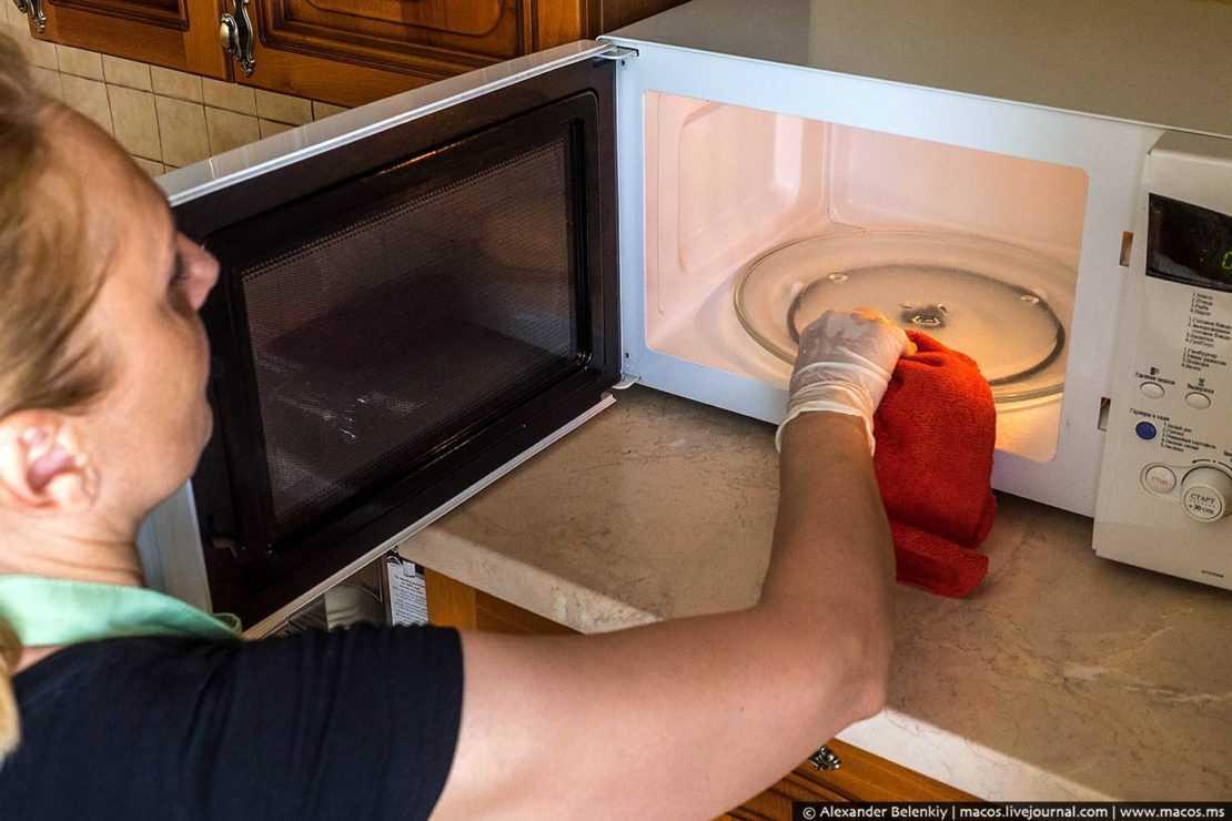 Как очистить мультиварку от жира в домашних условиях?