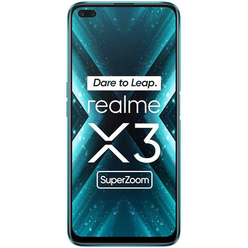 Обзор realme x3 superzoom – недорогой фотофлагман на snapdragon 855+