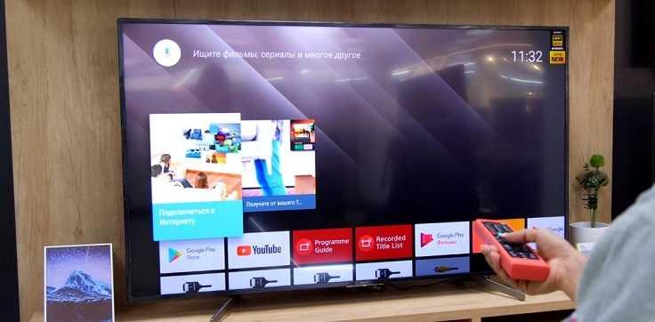 Телевизоры на android tv - топ-5 моделей 2020 года