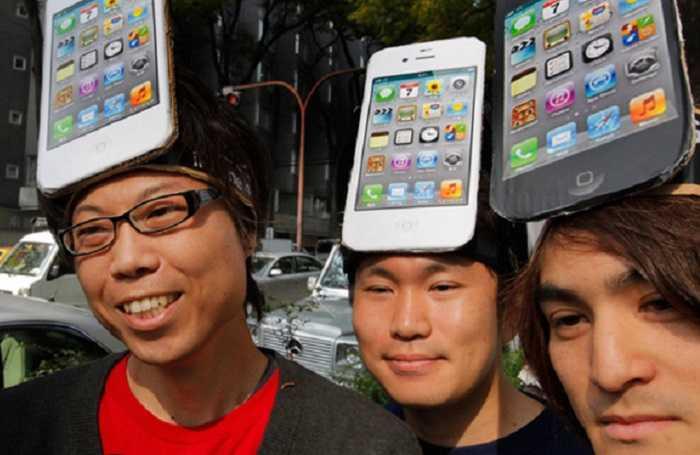 Какие страны на самом деле делают iphone