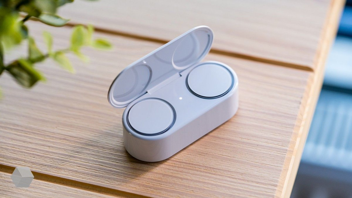 Microsoft представила surface earbuds: умный аналог гарнитуры airpods» ► последние новости