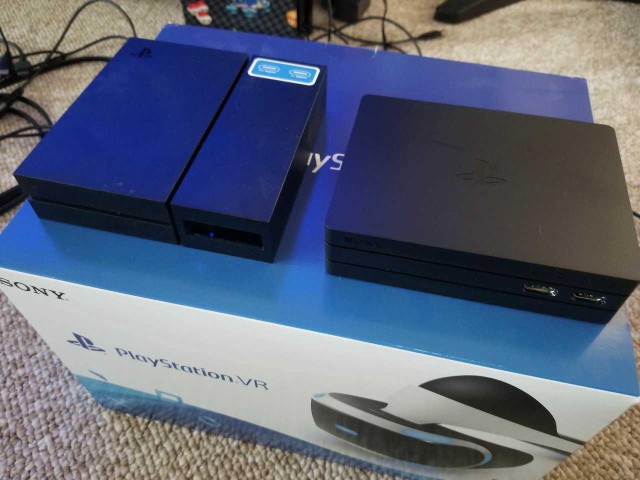 Сравнение vr очков sony playstation vr и sony hmz-t3w, цена и где купить