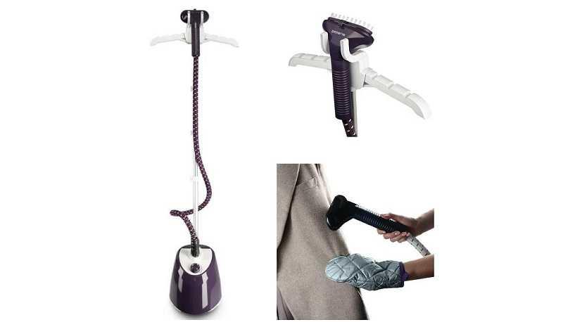 Как выбрать хороший ручной отпариватель для одежды?