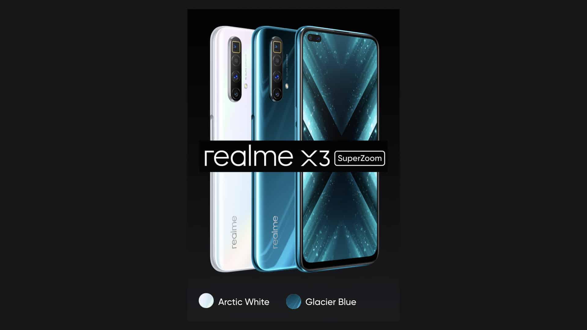 Новейший камерофон realme x3 superzoom выходит сразу в европе - новости на buden