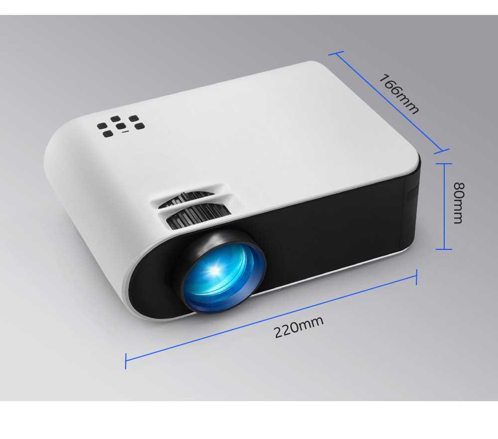 Aun x5: обзор проектора, характеристики, особенности