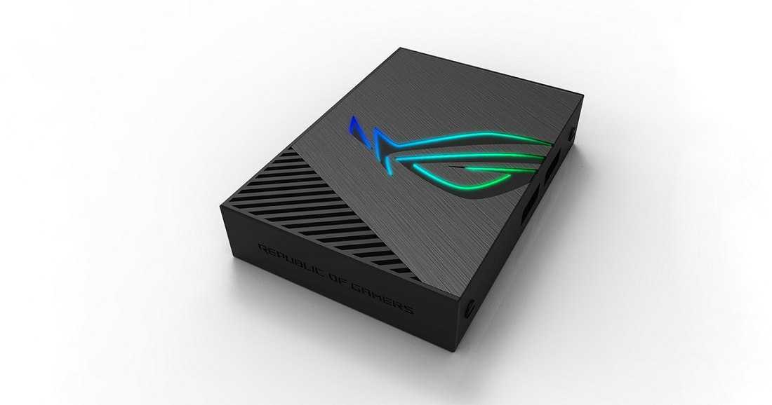 Ces 2019: asus представил инновационные игровые и пользовательские устройства