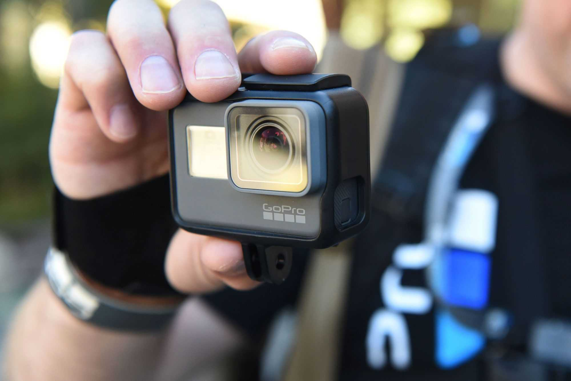 Какие параметры нужно учитывать при выборе экшн-камеры?