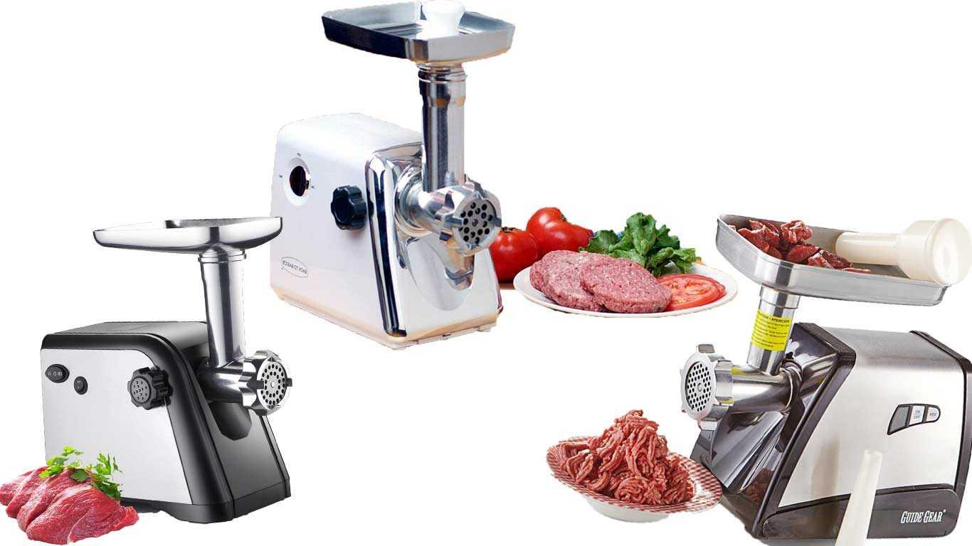 Как правильно выбрать электрическую мясорубку для дома?