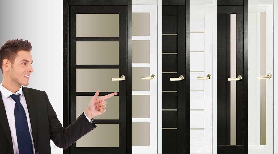 Какую и как выбрать межкомнатную дверь
