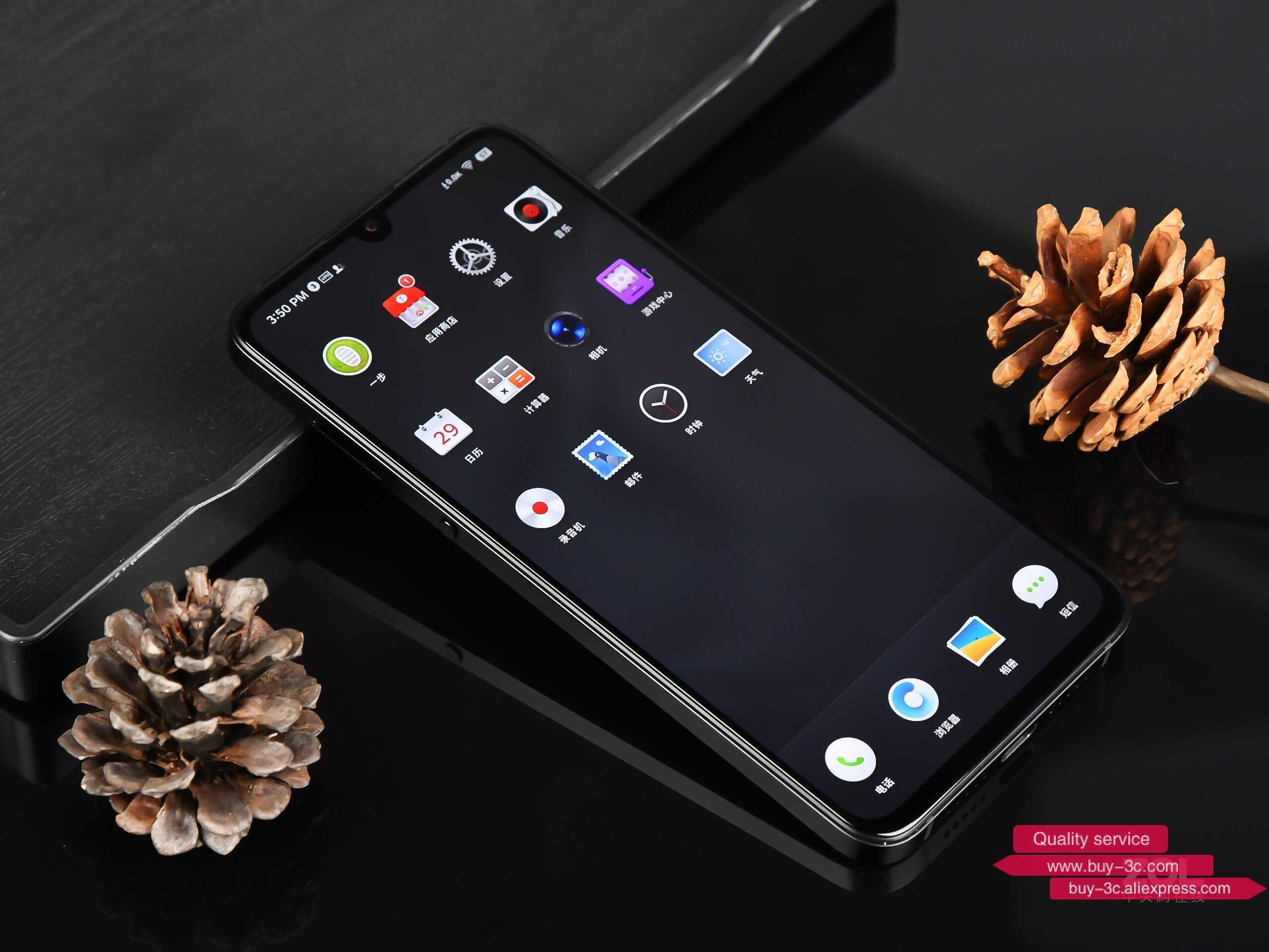 Smartisan nut 3 - новый смартфон 2018 года от малоизвестной компании, обзор, характеристики и цена - stevsky.ru - обзоры смартфонов, игры на андроид и на пк