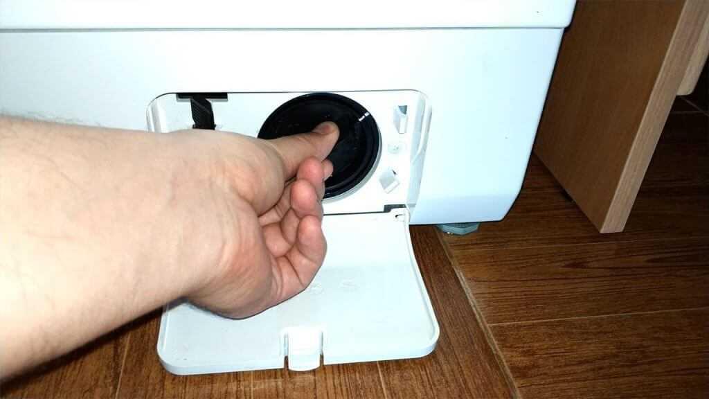 Чистка фильтра стиральной машины: правила и пошаговая инструкция, способы и особенности