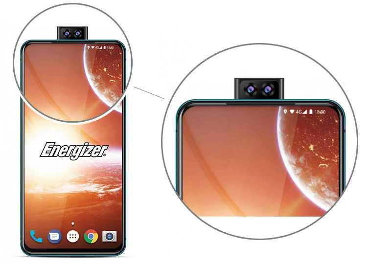 Характеристика смартфона energizer power max p18k pop - достоинства и недостатки
