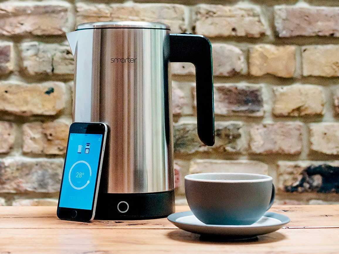 Топ-10 лучших умных чайников: какой умный чайник выбрать