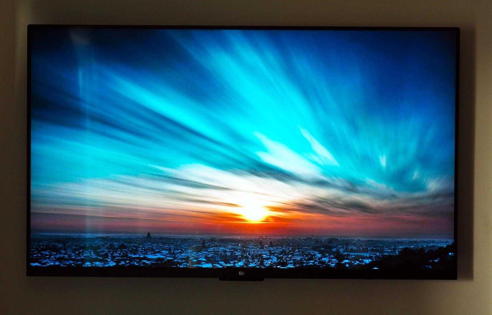 Официальный представитель xiaomi mi tv 4a horizon edition: дизайнерские смарт-телевизоры от 155 €
