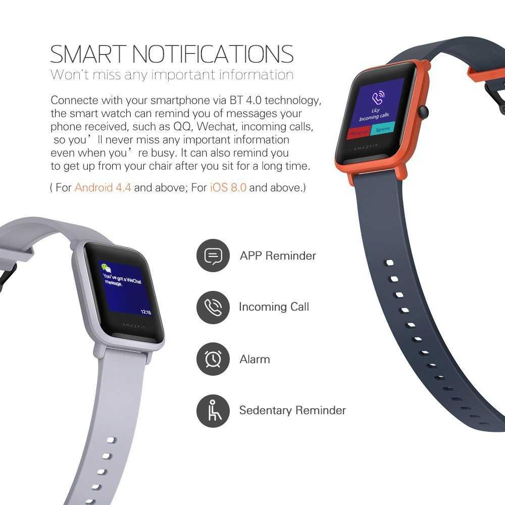 За 9 дней до официальной презентации смарт-часов в продаже на Amazon появилась модель Amazfit Bip U Новинка полностью соответствует своим дизайном официальным рендерам