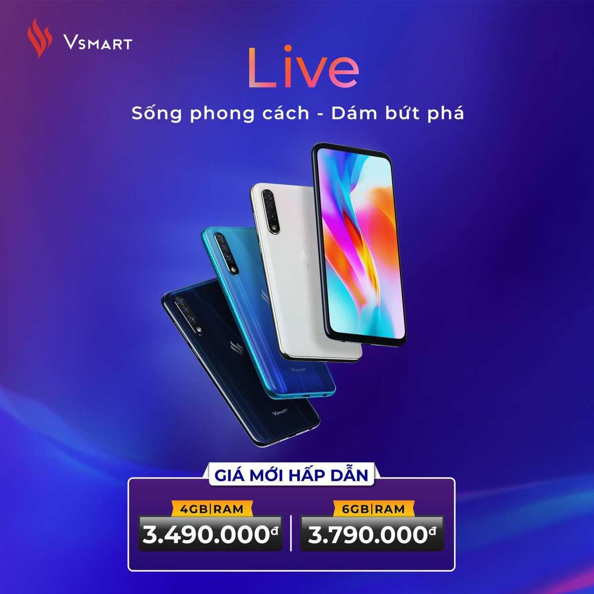 Опыт использования vsmart live — смартфон, сделанный не в китае - androidinsider.ru