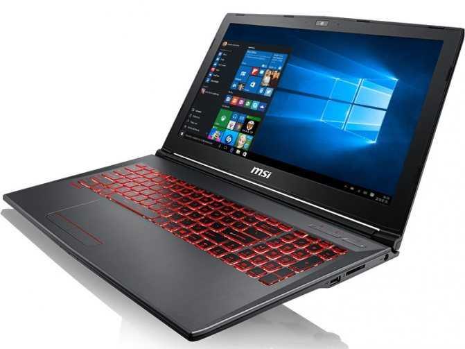 Geforce rtx 2060 для ноутбуков