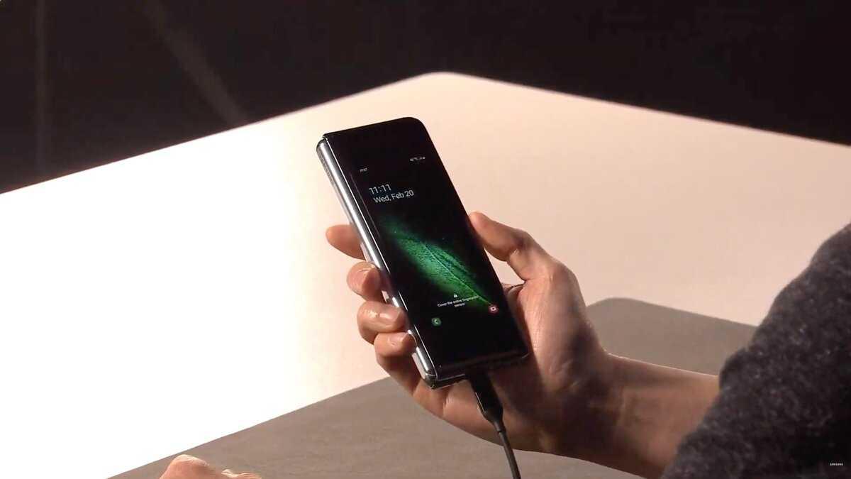 Samsung показала новый складной смартфон. для чего он нужен - androidinsider.ru