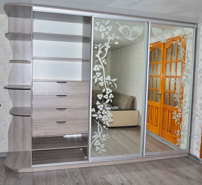 Какой шкаф-купе лучше выбрать: размеры, материалы, дизайн