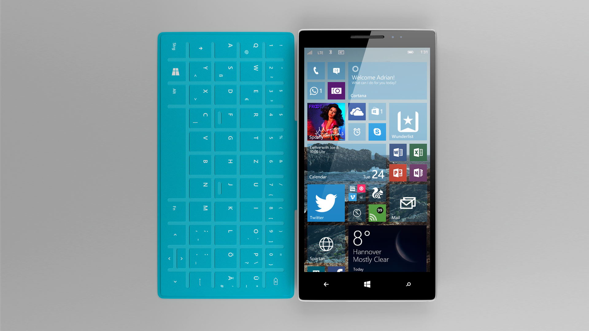 Есть ли у surface phone шансы против iphone x? - ms insider @thevista.ru