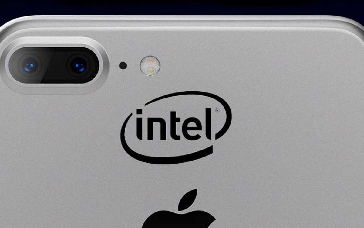 Apple покупает немалую часть бизнеса intel - cnews