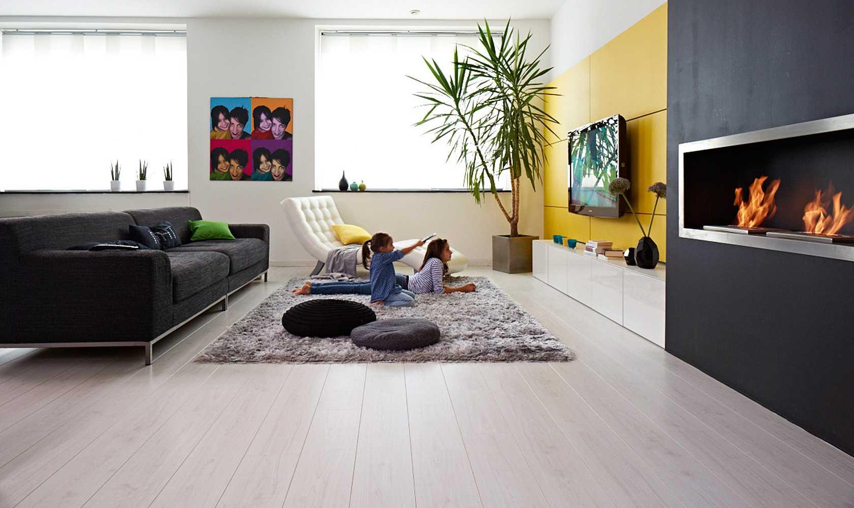 Цвета ламината – какой лучше выбрать в квартиру?!