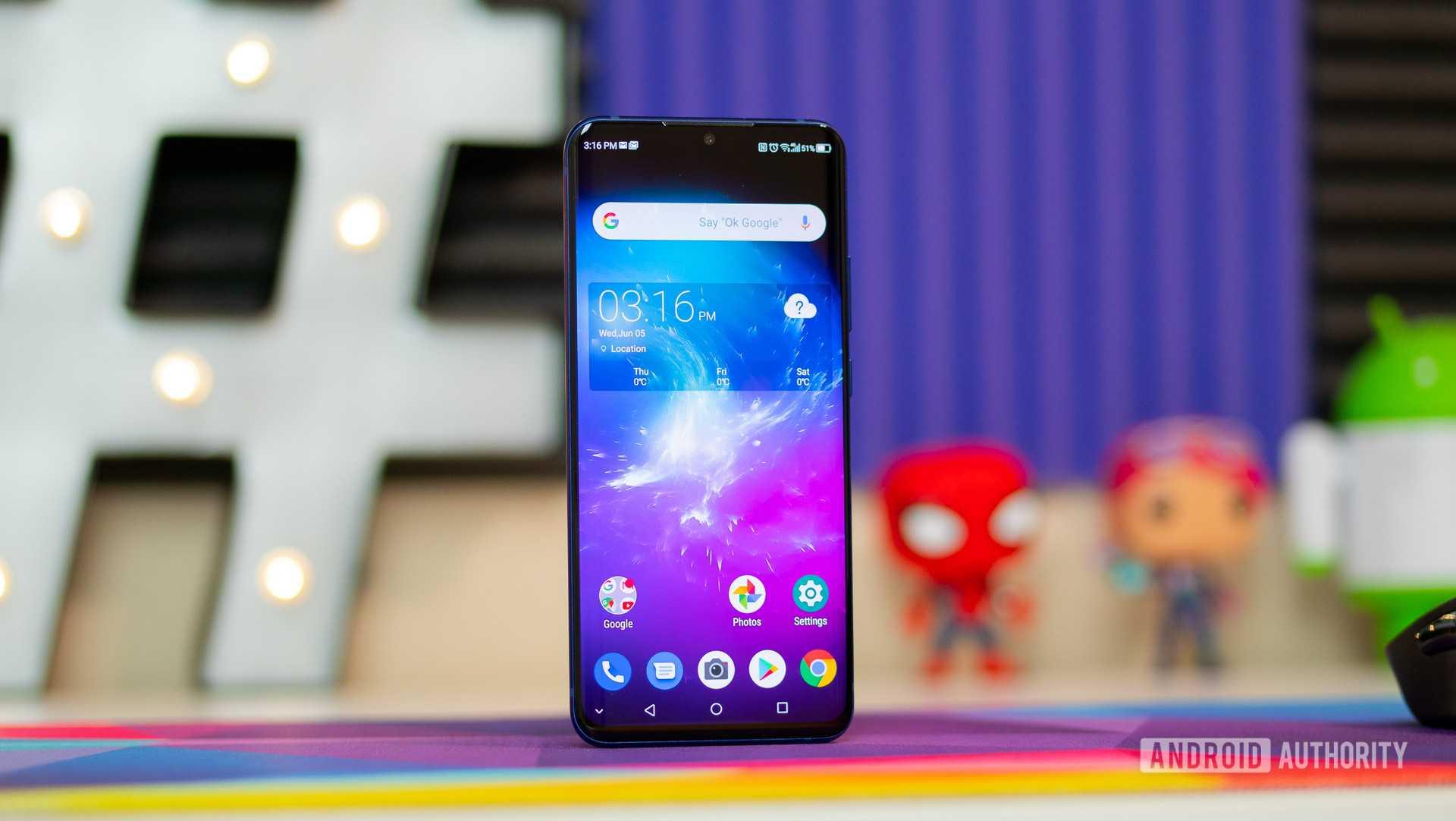 Наверняка уже многие поклонники компании ZTE знают о скором выходе смартфона Axon 10 Pro 5G презентация которого состоялась на MWC 2021 Наконец-то стало известно
