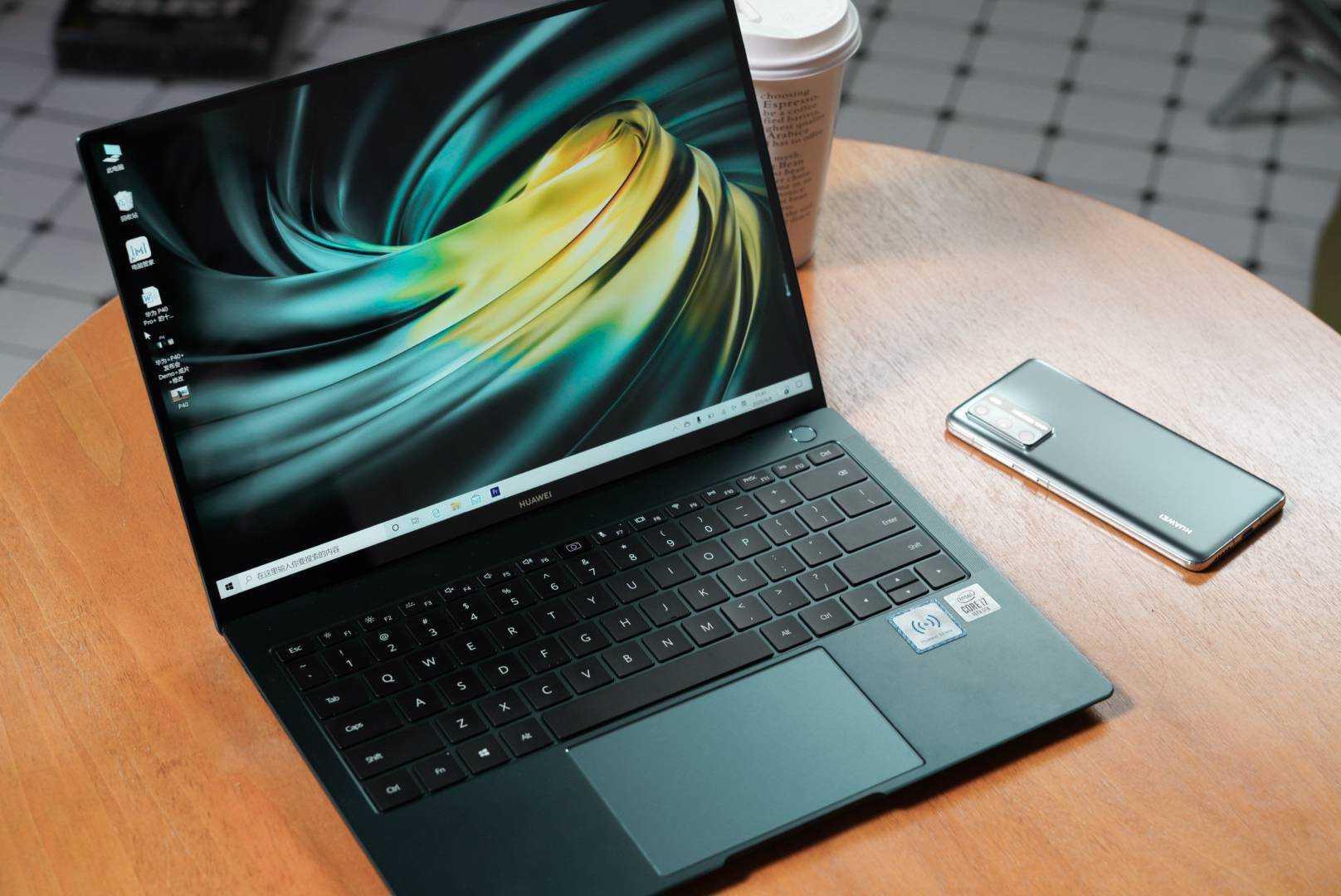 Huawei начала продажи своих первых ноутбуков не на windows. цена - cnews