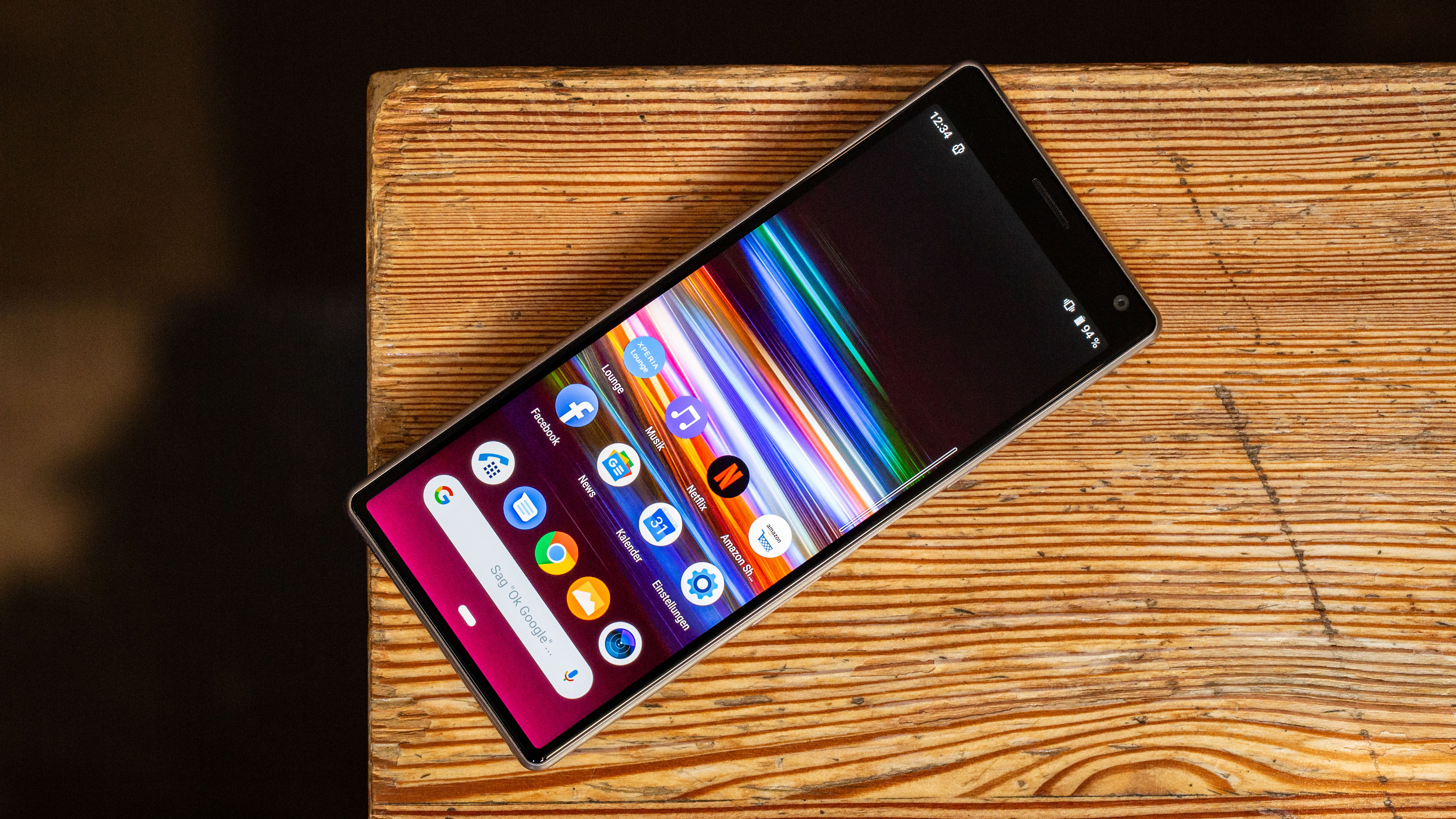 Обзор смартфона sony xperia 10 plus