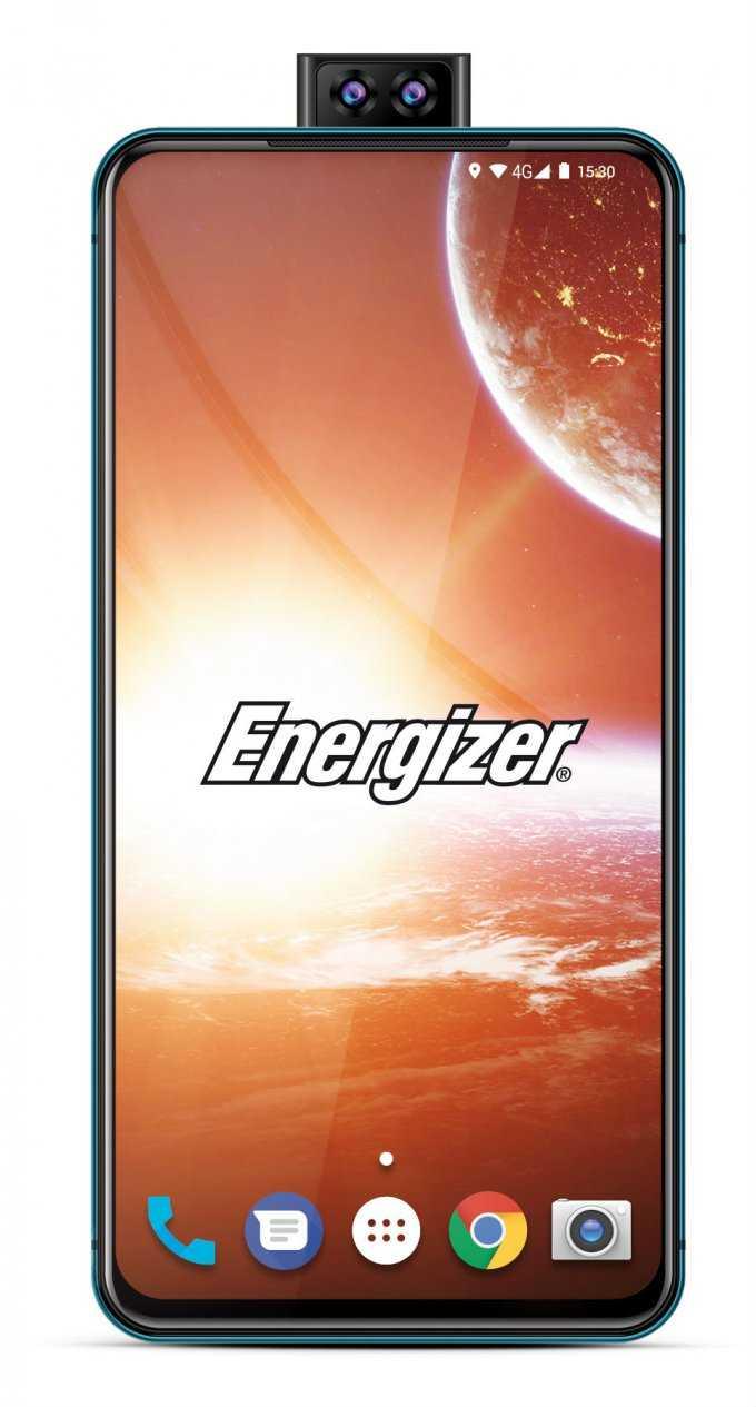 Energizer p18k pop – обзор смартфона, цена