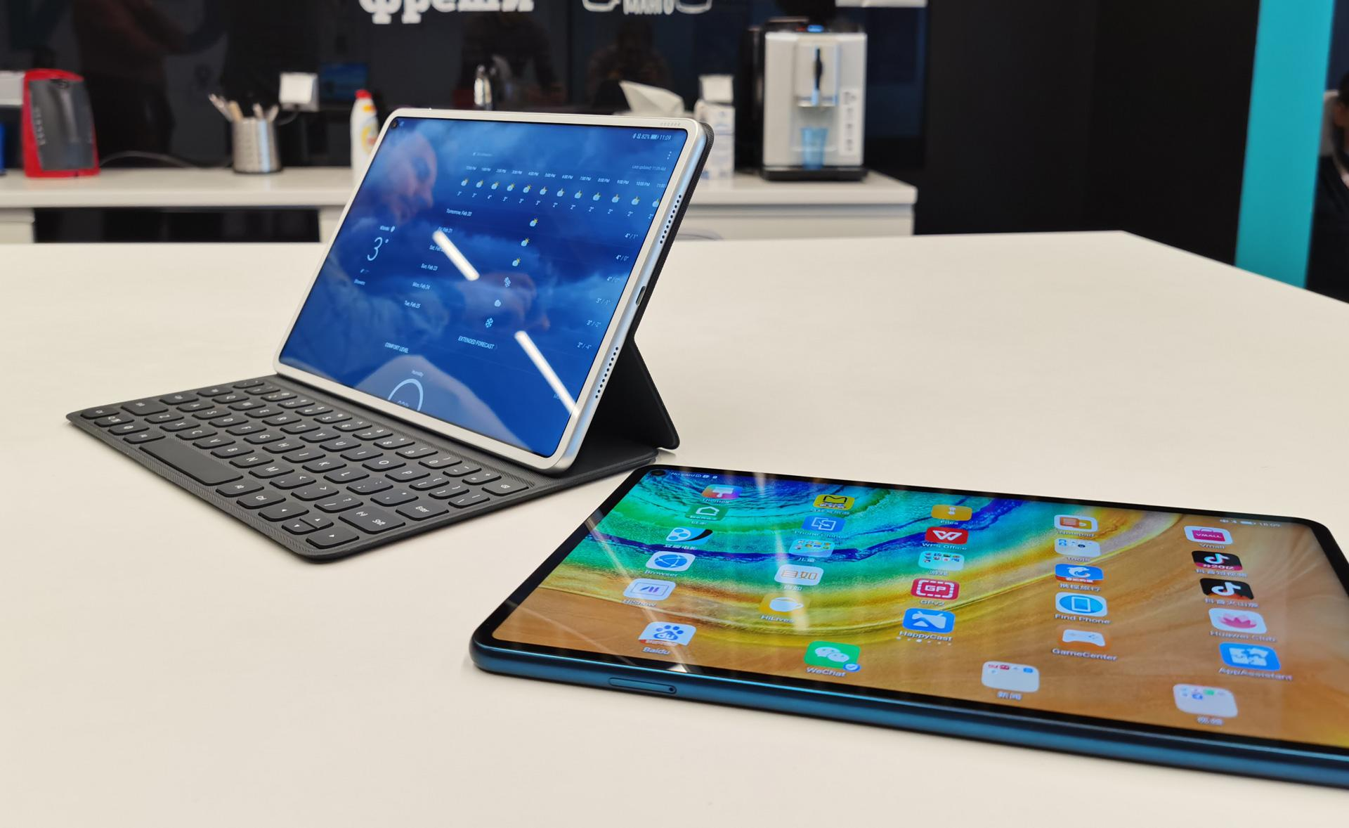 Обзор huawei pad pro: реальный конкурент ipad pro - gizchina.it