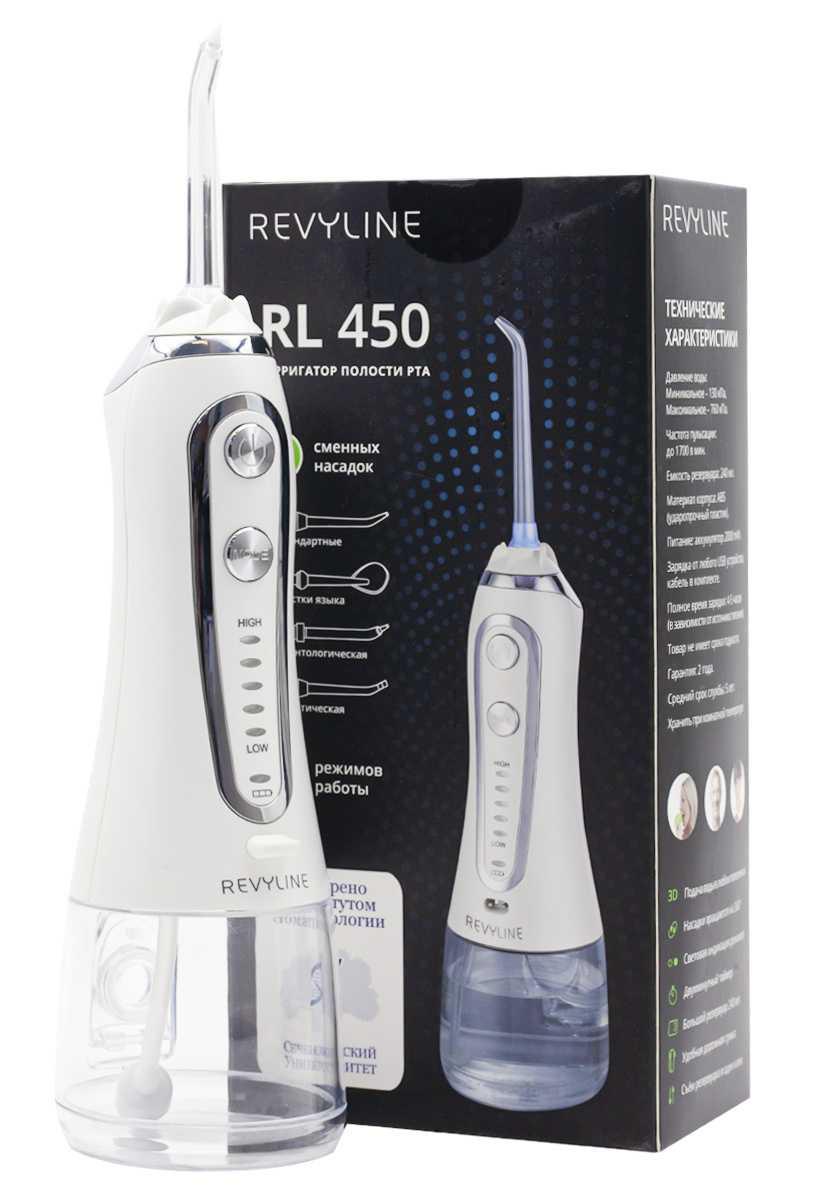 Revyline — профессиональные отечественные ирригаторы