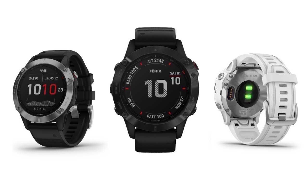 Garmin fenix 6: слухи, дата выхода, дизайн и функции   фитнес - браслеты: умные часы
